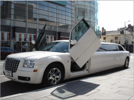 The Bentley limo has arrived and is ready to be booked for as your 