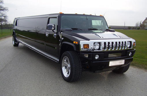 Hummer Style Limo